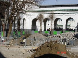 Take part in the restoration of the Mosque of Paris